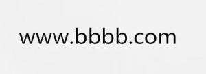 国民老公购买天价4b域名,王思聪仅仅只是有钱任性?
